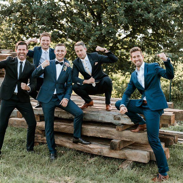 wedding bräutigam werne drotmund hochzeit starke kerle